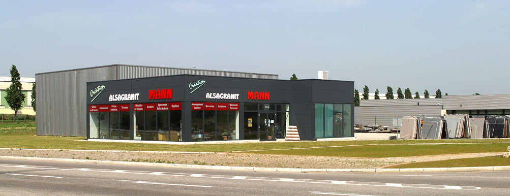 Magasin Alsagranit à kingersheim