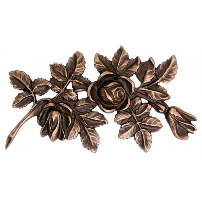 Bronze fleurs