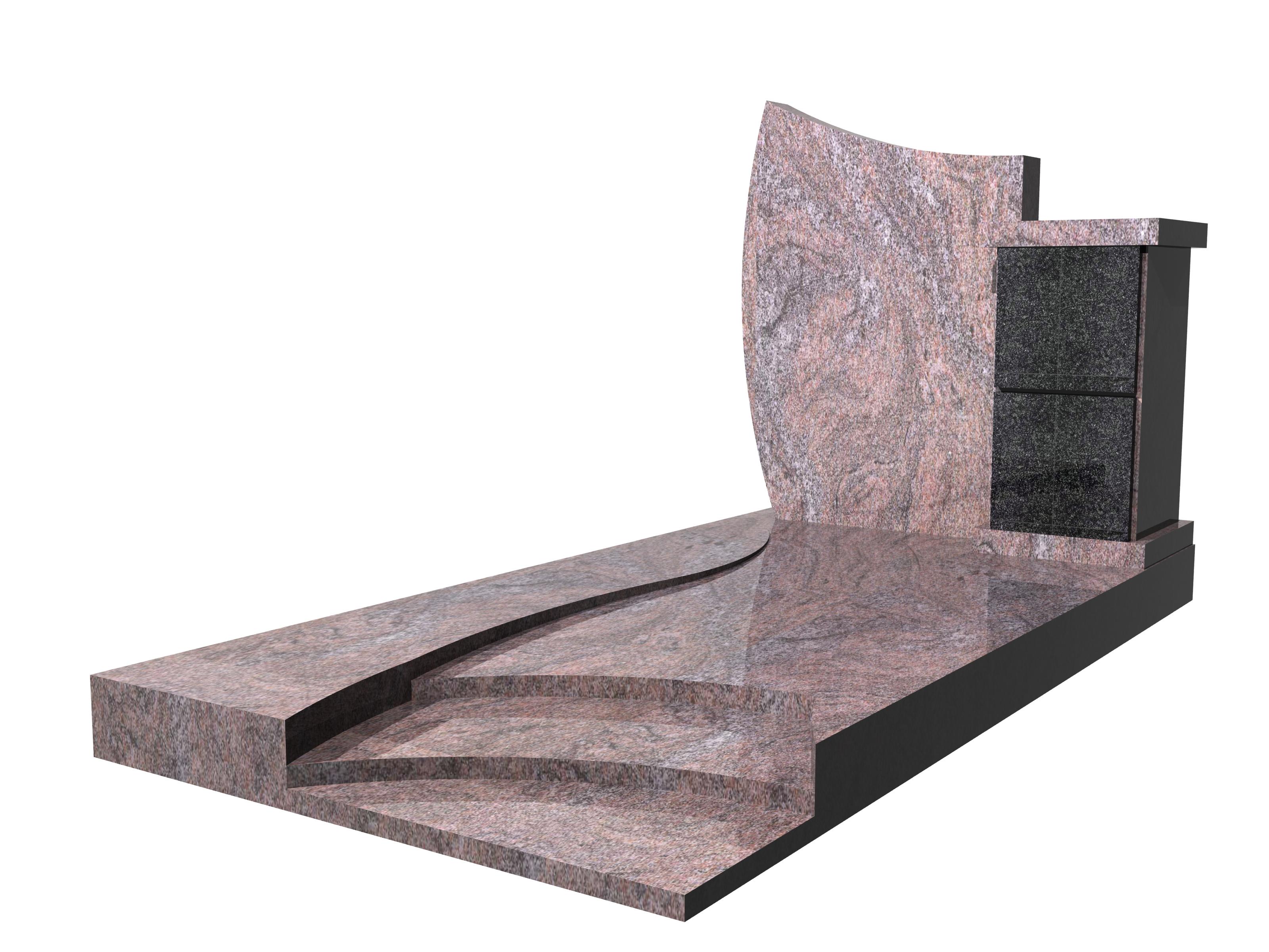 monument funeraire granit protestant