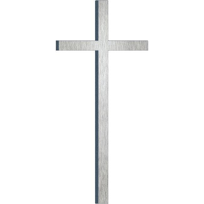 Bronze tombe croix