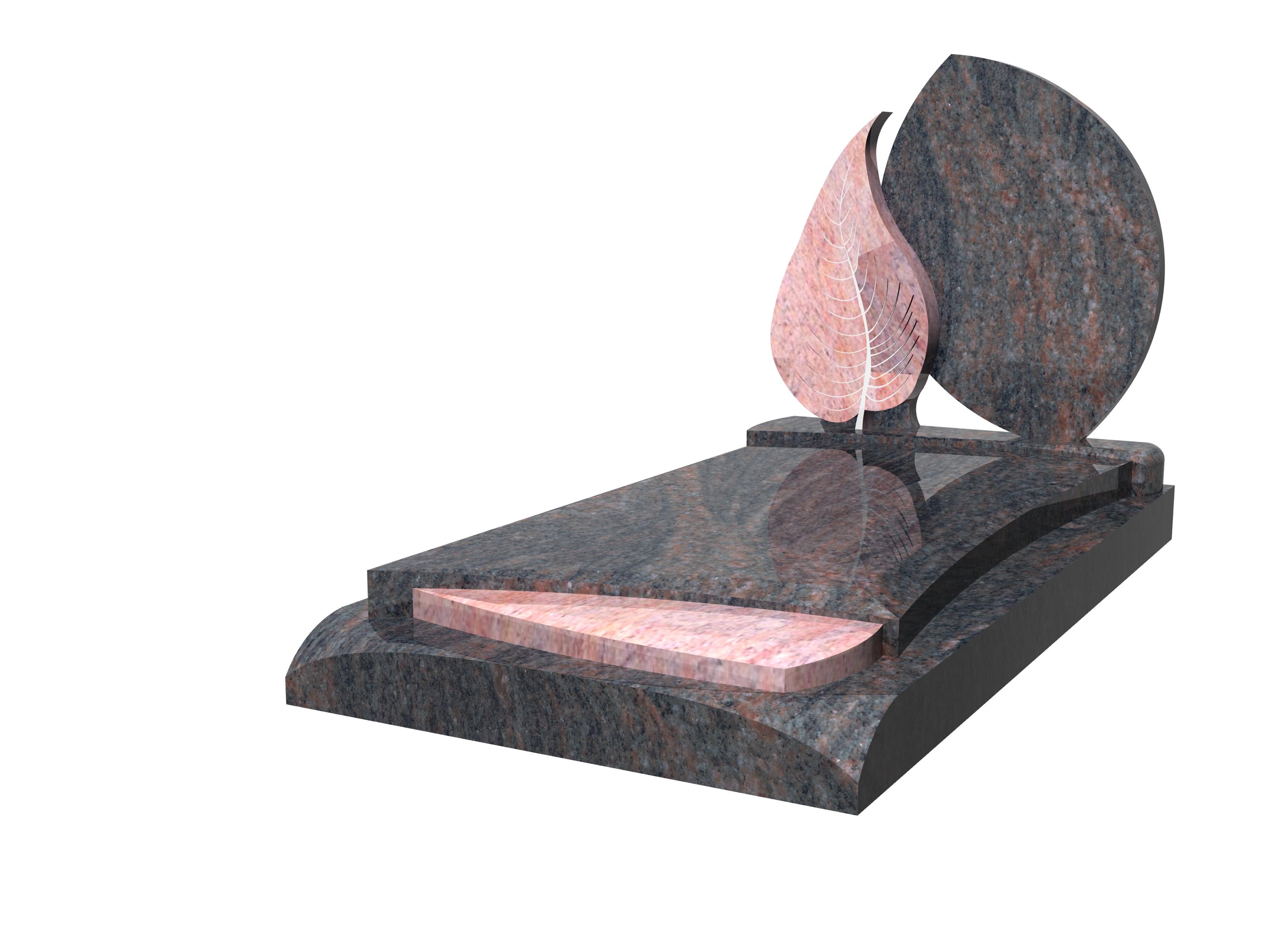 pierre tombale granit rose, pierre tombale granit noir