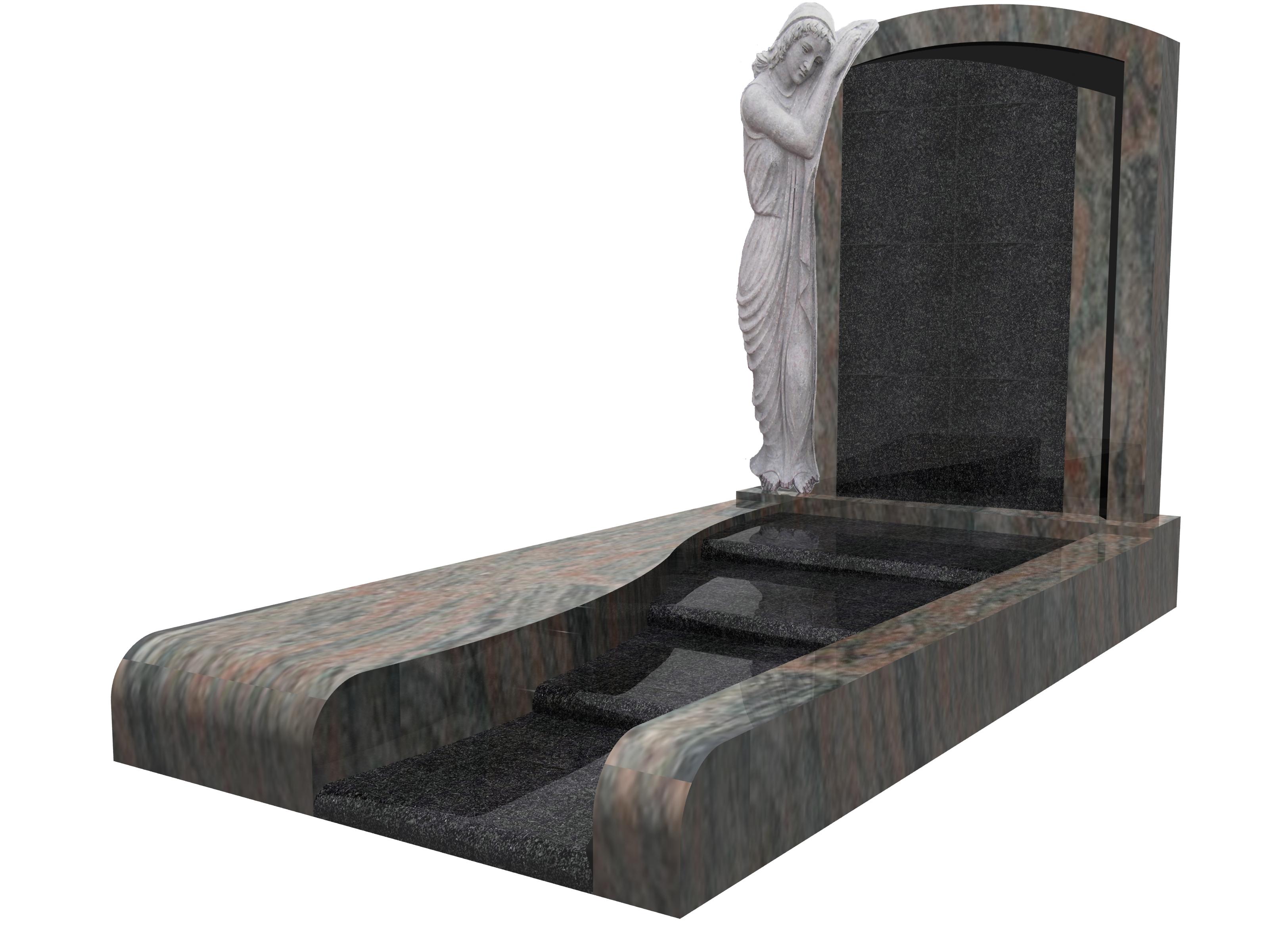 stele funeraire madonne