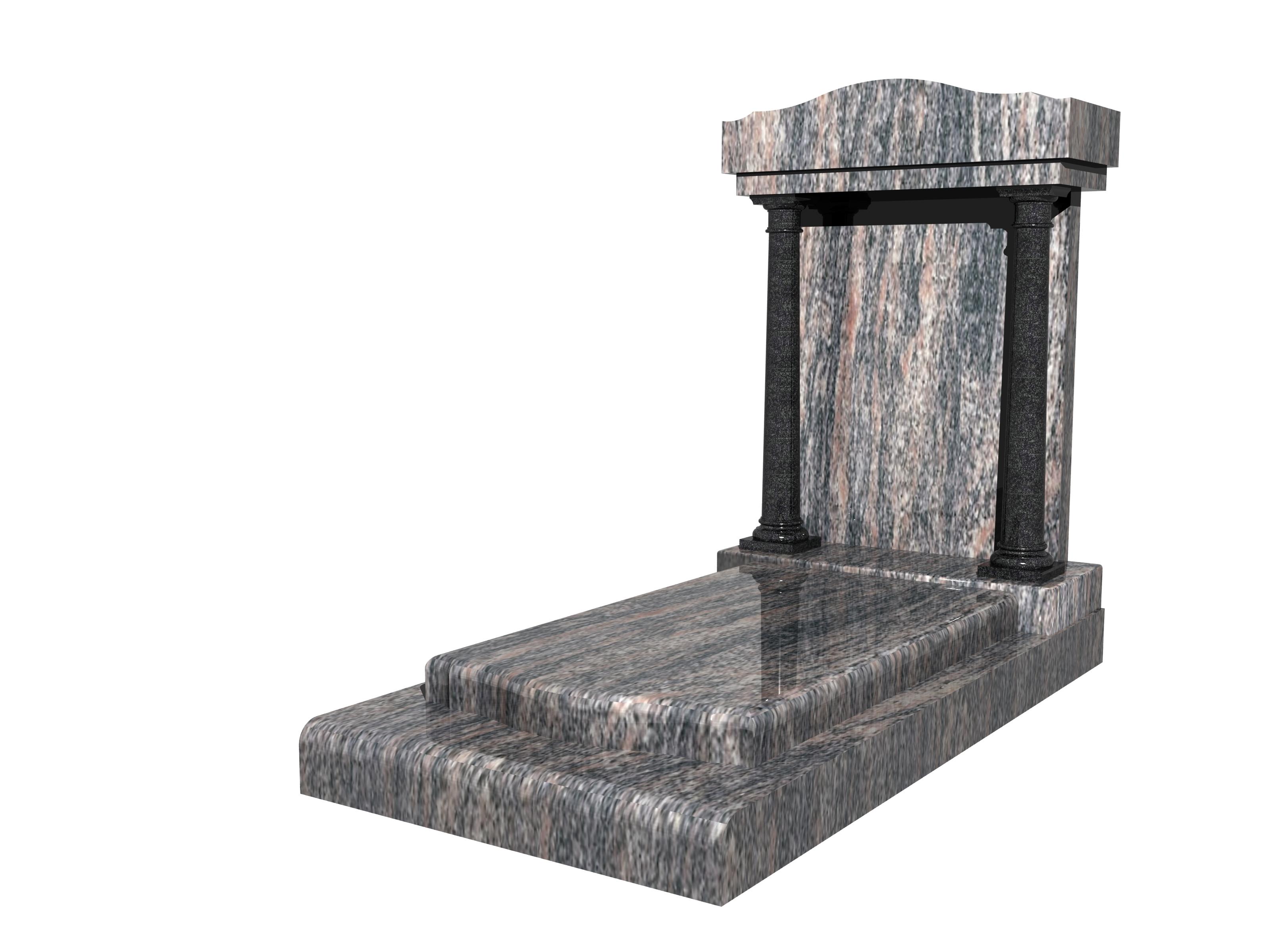 stele forme temple