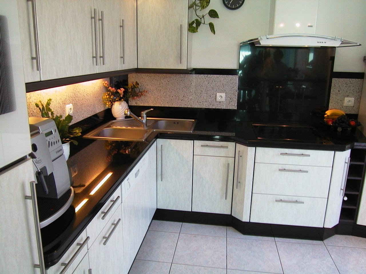 plan de cuisine granit alsace - wittelsheim