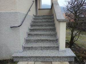 Nos r alisations d am nagements entreprise de r f rence for Revetement d escalier interieur