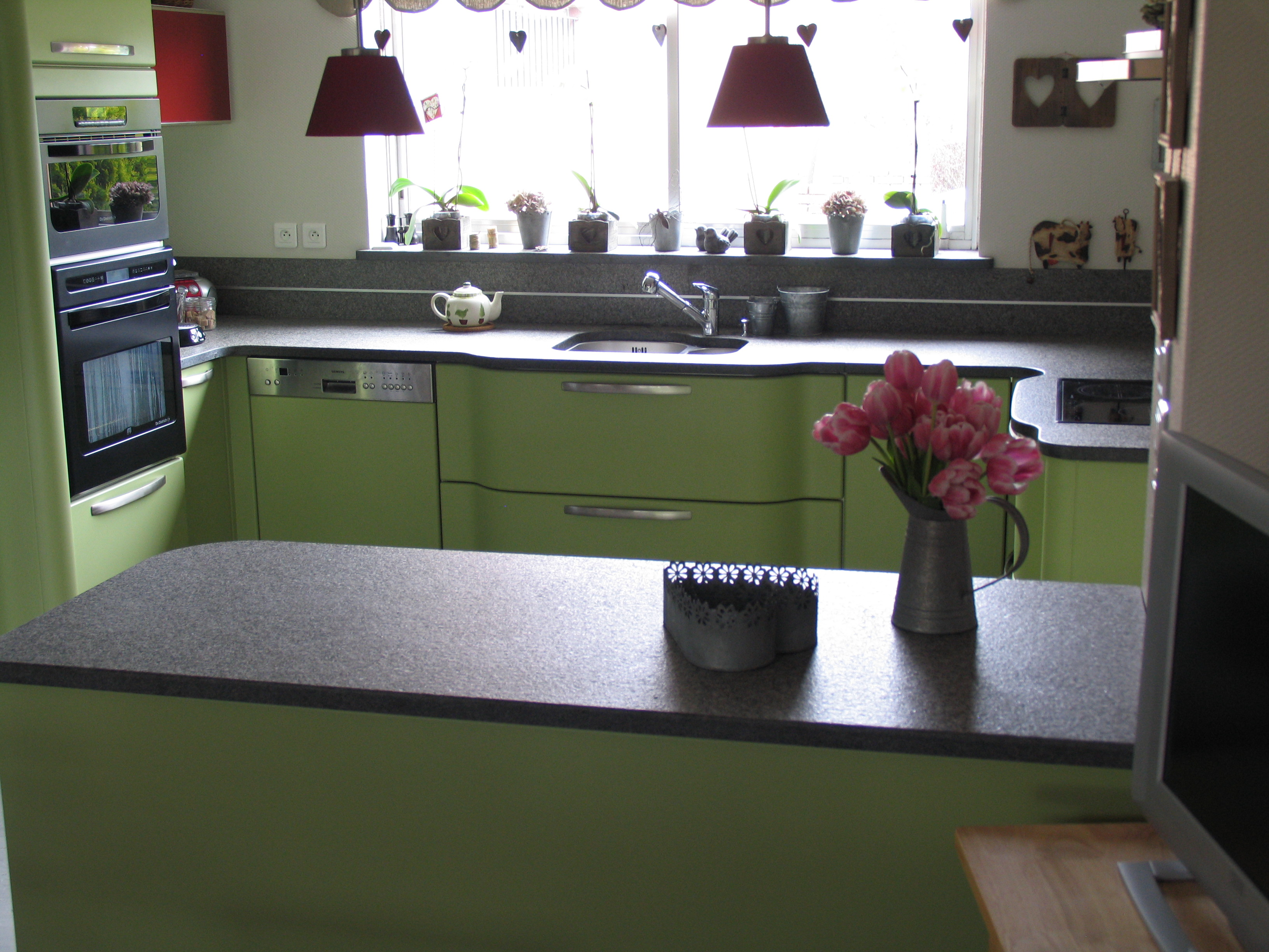 cuisine granit rustenburg noir impala wittelsheim