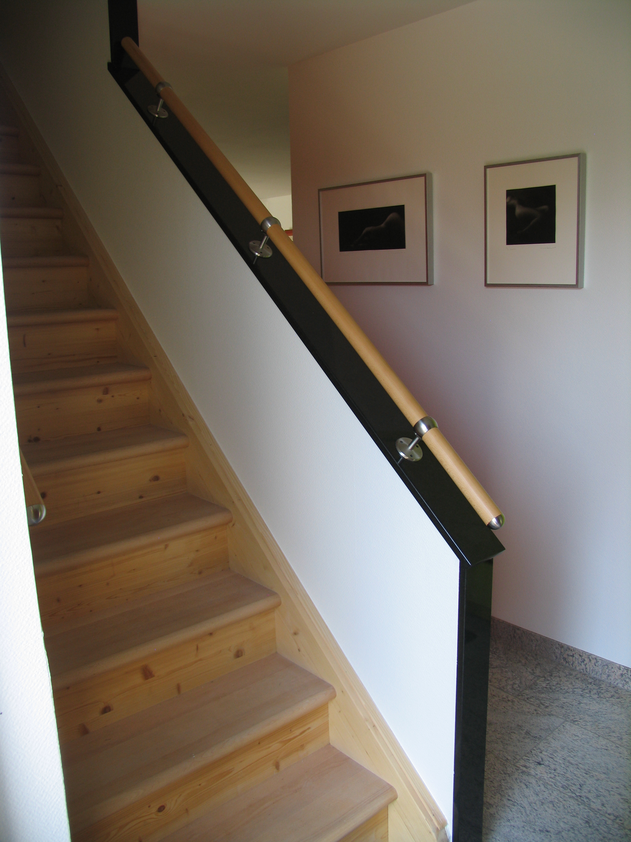 rampe escalier granit mulhouse, altkirch, neuf brisach, chalampé