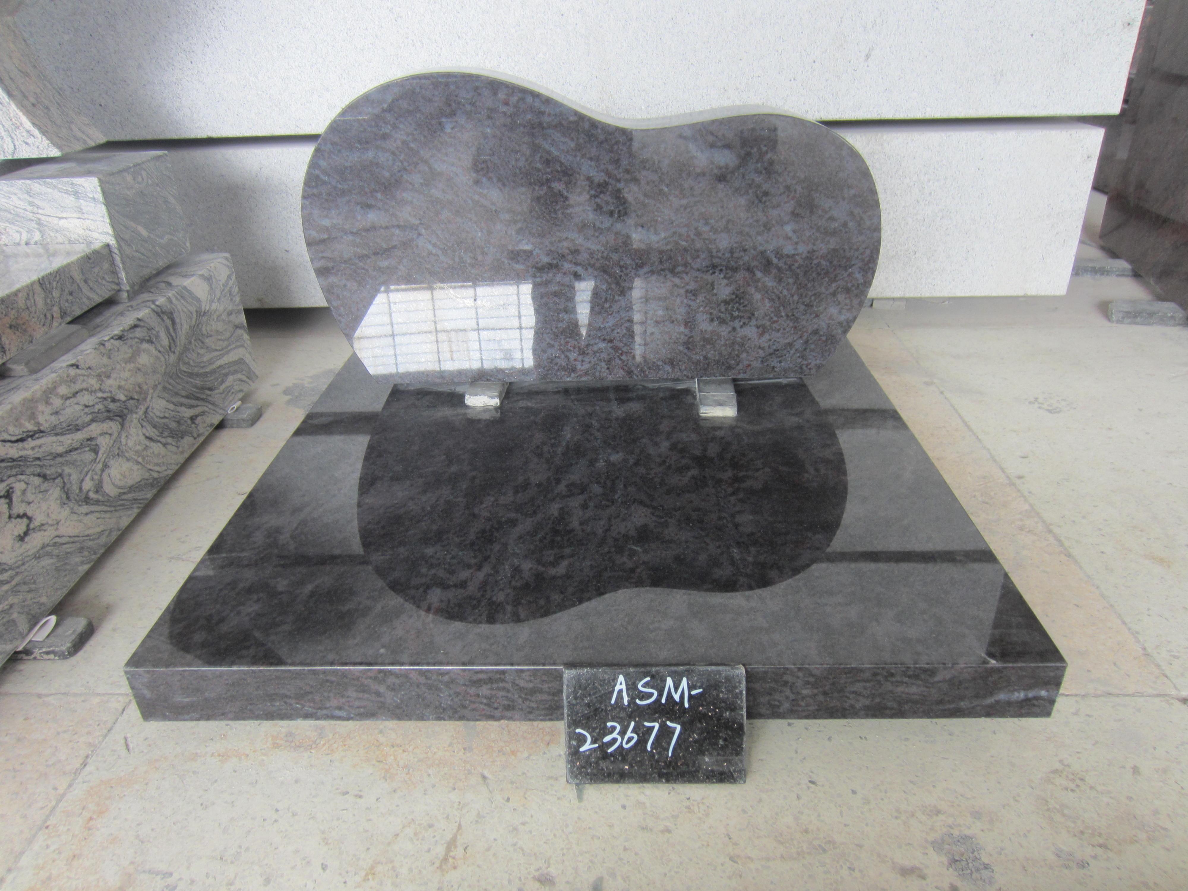 Monument cinéraire granit thann