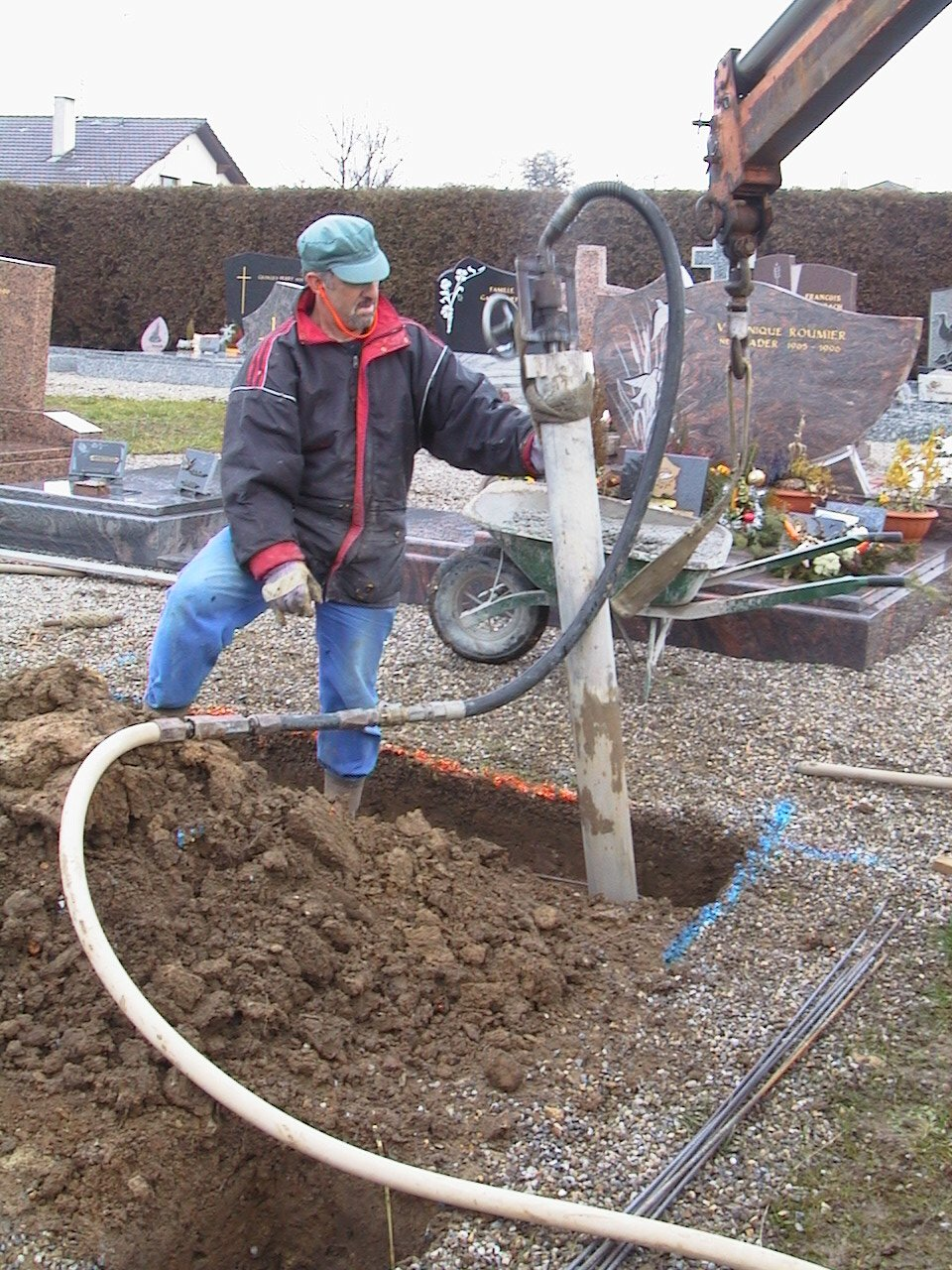 Fondation cimetière