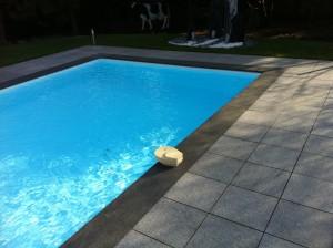 Am nagements ext rieur entreprise de r f rence dans le - Margelle noire pour piscine ...