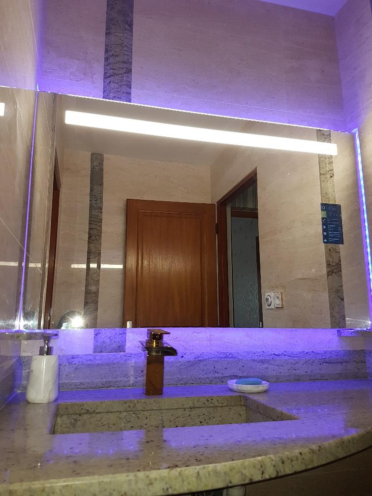 salle d'eau granit et marbre