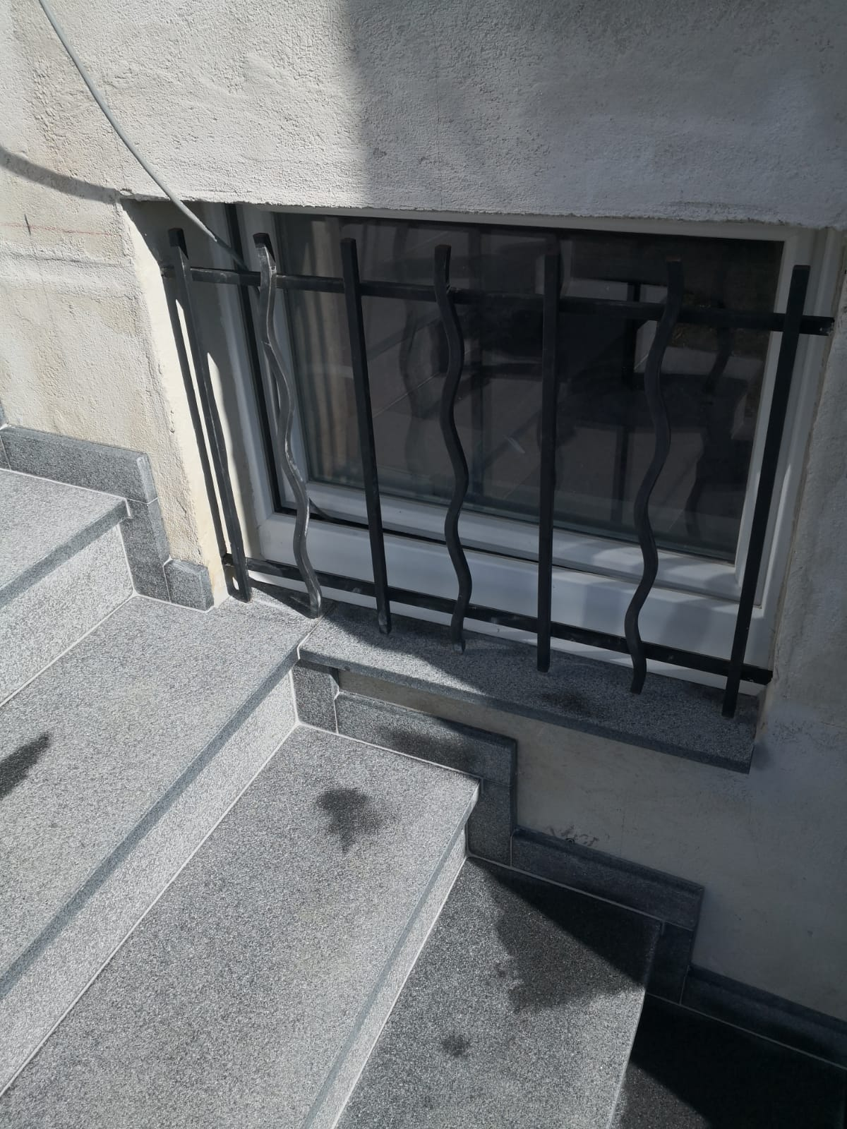 escalier granit wittelsheim